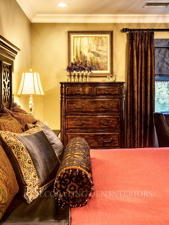 Spanish style bedroom home design photos