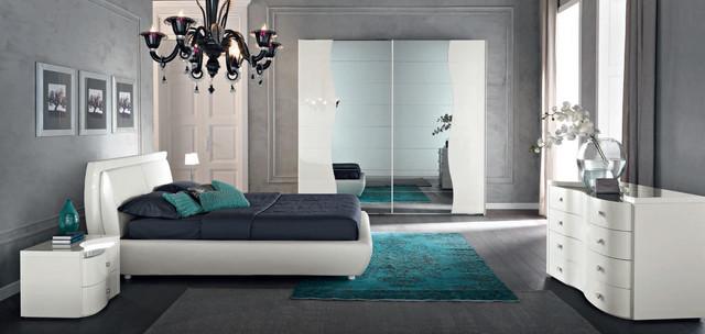 SPAR Italian Platform Bed / Bedroom Tango 02 - $3,099.00 - Moderno ...