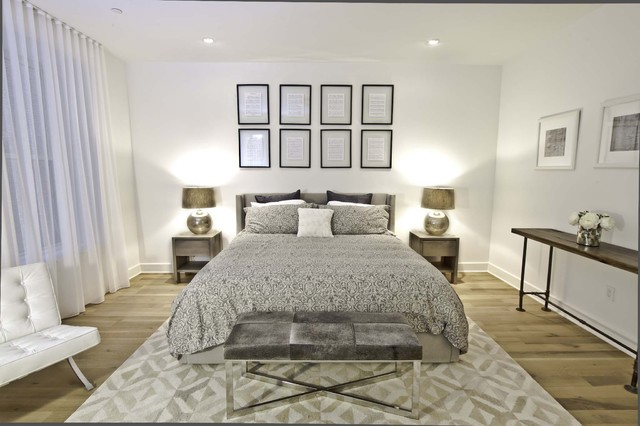 Spice warehouse tribeca loft master bedroom industrial for Bedroom ideas nyc