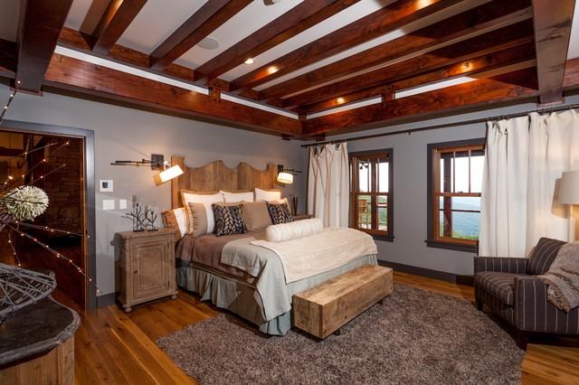 Sponsored Photos (15-20) rustic-bedroom