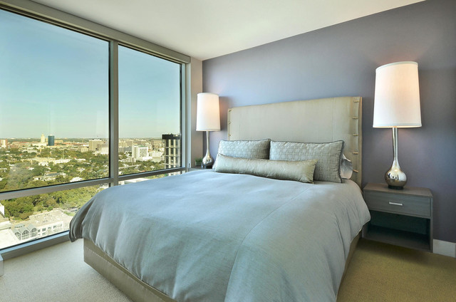 Spring Condos Transitional Bedroom Austin By Next