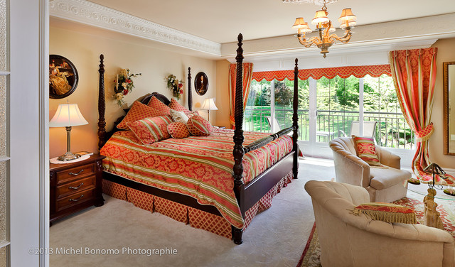 St-Hilaire Regal home traditional-bedroom