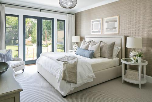 υπνοδωμάτιο, κρεβατοκάμαρα, διακόσμηση, κρεβάτι