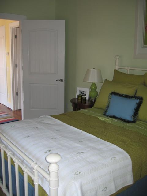 St. Joes' River Camps bedroom