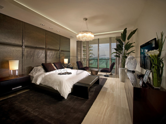 St regis bal harbour contemporary bedroom miami by for Steven g interior designs
