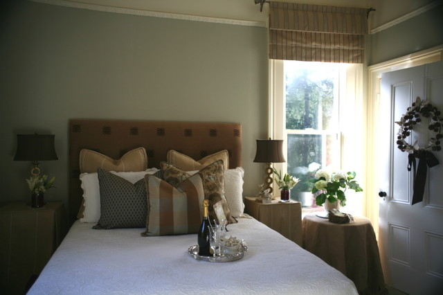 Stacey Costello Design traditional-bedroom