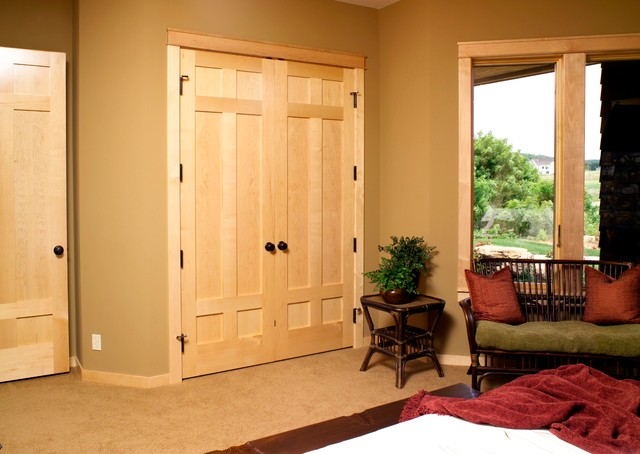Stallion Doors and Millwork bedroom & Stallion Doors and Millwork - Bedroom - Minneapolis - by Stallion ...