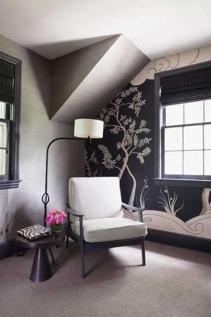 Stamford Connecticut Residence Transitional Bedroom New York By Amy Aidinis Hirsch