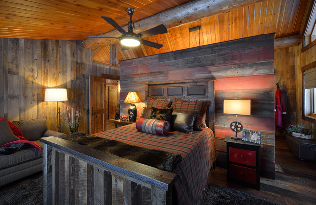 Rustic Country Master Bedroom Ideas