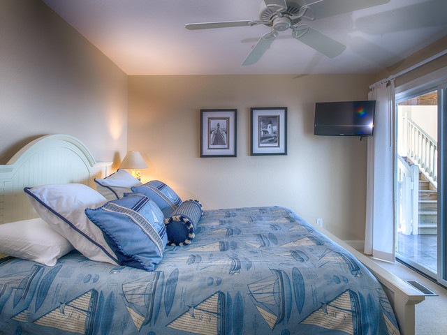 Starry Starry Night Beach Style Bedroom Other By Sandmark Custom Homes Inc