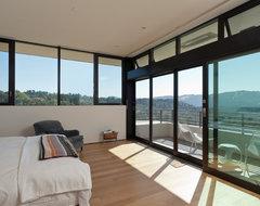 Stein Residence modern-bedroom