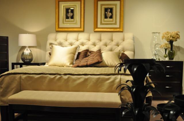 Stickley Metropolitan Contemporary Bedroom