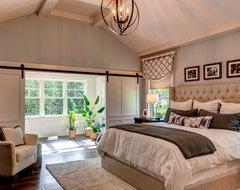 Street of Dreams 2014 traditional-bedroom