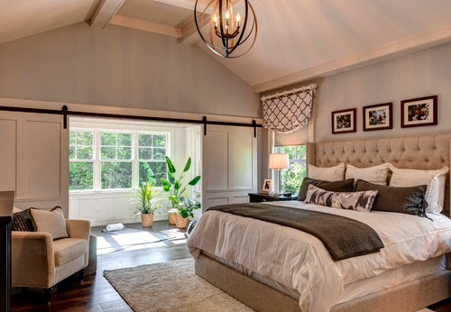 Incorporating The Barn Door Trend In Your Home Construction
