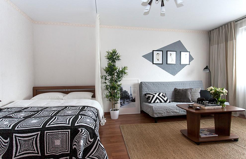 Idéer för ett skandinaviskt sovrum