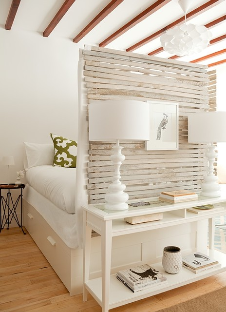 Studio bedroom maritim schlafzimmer new york von the brooklyn home company - Schlafzimmer maritim ...