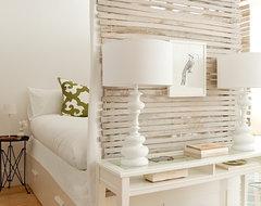 Studio: Bedroom beach-style-bedroom