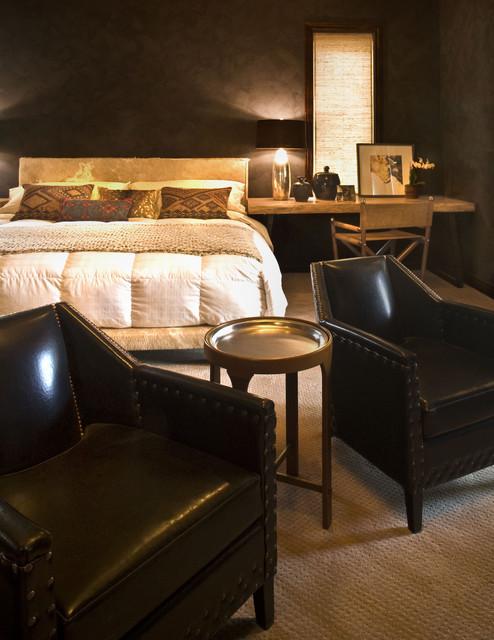 Studio D rustic-bedroom