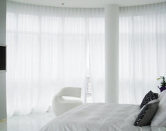 Studio NOO Design contemporary bedroom