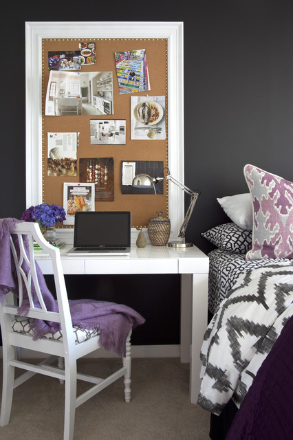 Stylish Apartment Living eclectic-bedroom