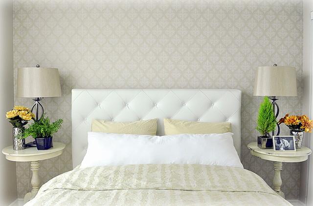 Stylish City Living contemporary-bedroom