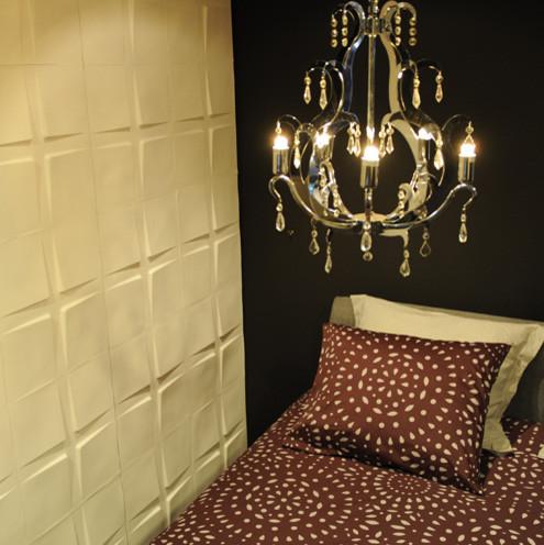 sugarcane bagasse-3d wall paper, 3dboard, 3d-wall board, 3d wallpanel modern-bedroom