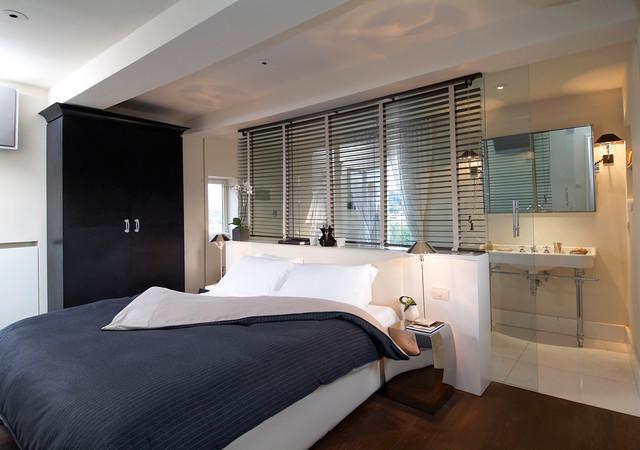 10 Soluzioni Per Separare Bagno E Camera Da Letto Senza Muri