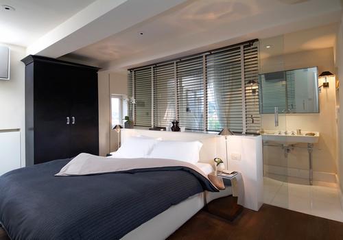 Idee per dividere camera da letto e bagno - Affaritaliani.it