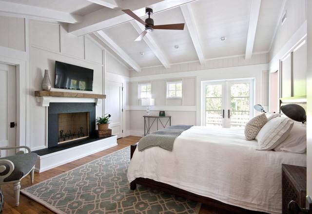 Sullivan's Island Beach House traditional-bedroom