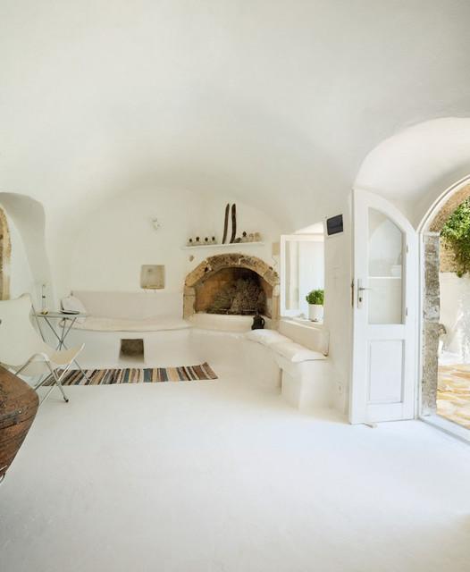 Summer House, Island of Kythira, Greece mediterraneo-dormitorio