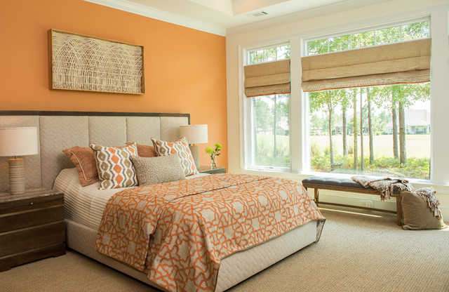 5 Colors For A Romantic Bedroom