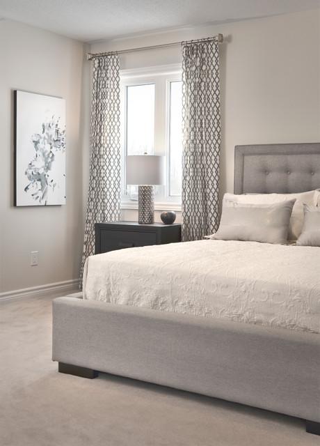 Summerhill Model Home Master Bedroom Bedroom Ottawa