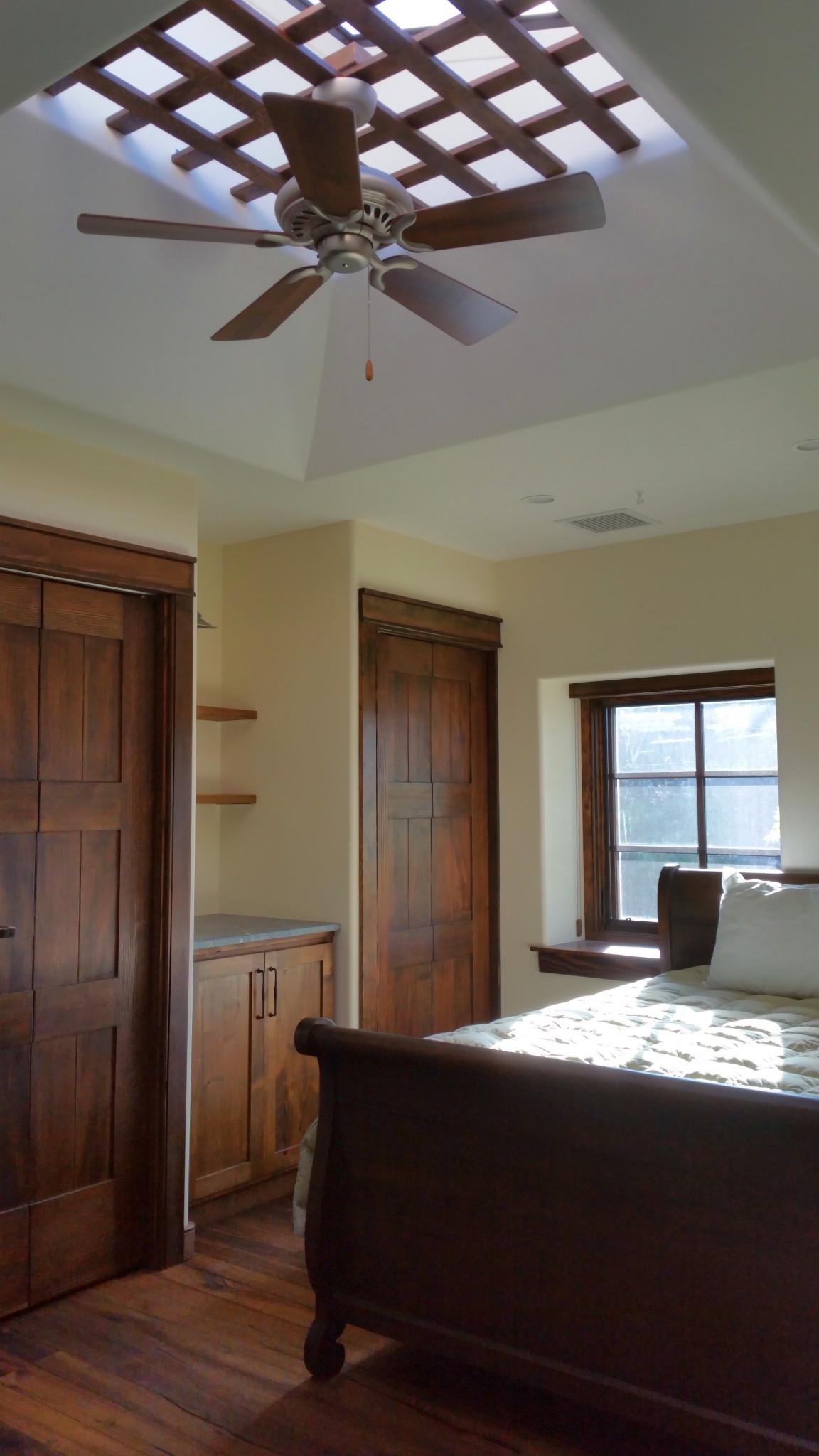 Sunny farmhouse bedroom- Page Springs AZ
