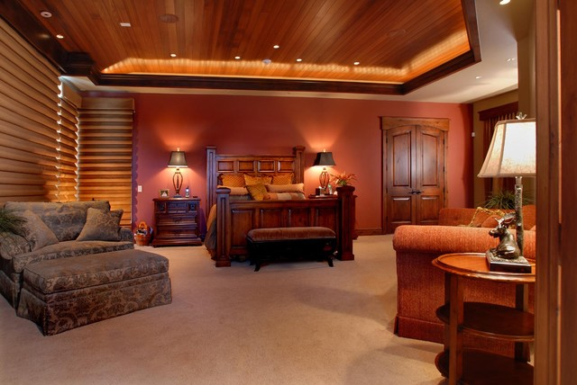 Sunny Knoll Crt. Park City traditional-bedroom