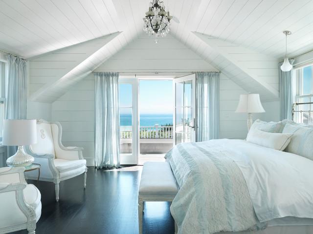 Surfside Chic Nantucket beach-style-bedroom