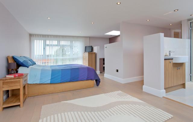 Surrey Rear Dormer Loft Conversion 2 Bedrooms 2 Bathrooms