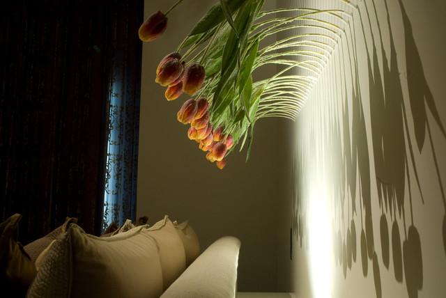 Susan Newell Custom Home Builder, Inc. modern-bedroom