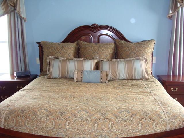 Susan's Master Bedroom traditional-bedroom