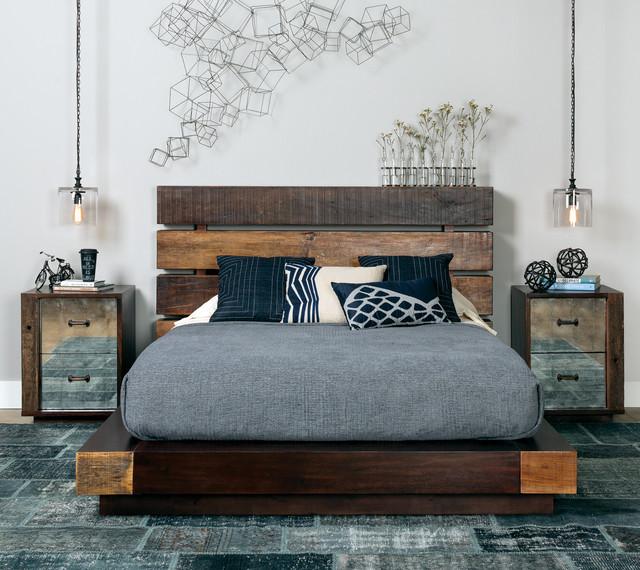 Sustainably stylish iggy bed contemporary bedroom - Contemporary bedroom furniture houston ...