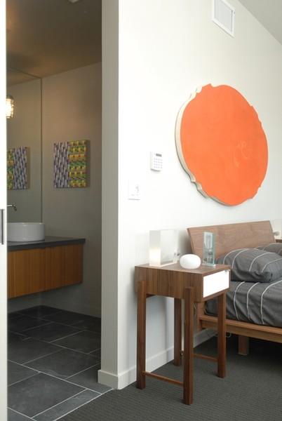 Sutter Brownstones Modern Bedroom Sacramento By