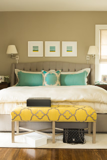 SW Hills - Transitional - Bedroom - Portland - by Nifelle Design - Fine Interiors