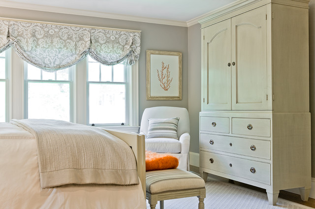 Swampscott Home Traditional Bedroom Boston By
