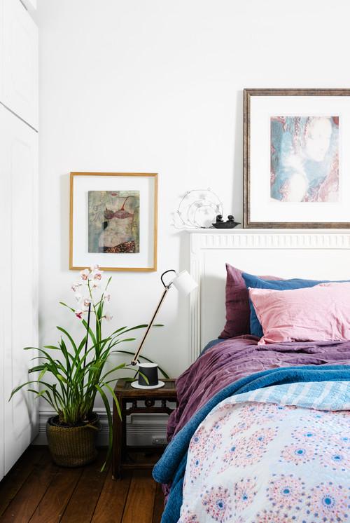 Quali piante tenete in camera da letto?