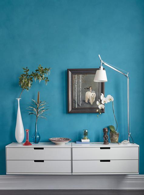 Sydney Harbour Paint Company Interior Distemper Bedroom