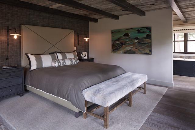 Tahoe Modern - Rustic - Bedroom - san francisco - by ...