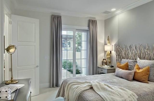 Talis Park Model bedroom