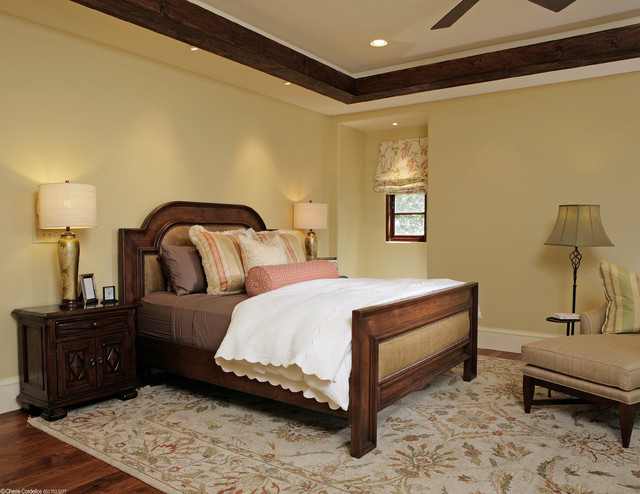 Tallwood Ct - Atherton rustic-bedroom