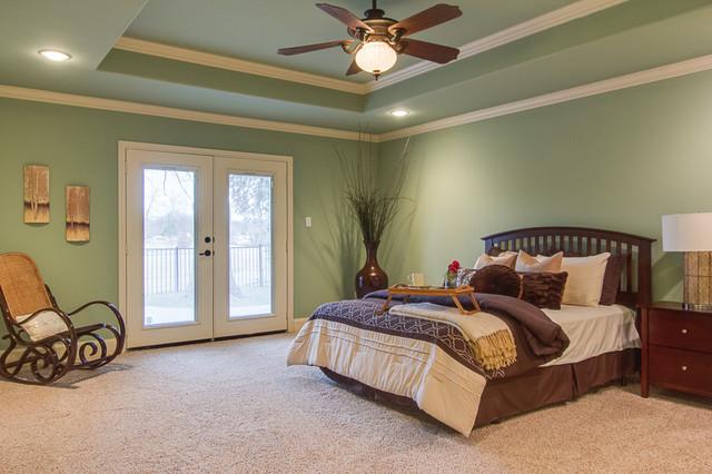 Tam O Shanter contemporary-bedroom