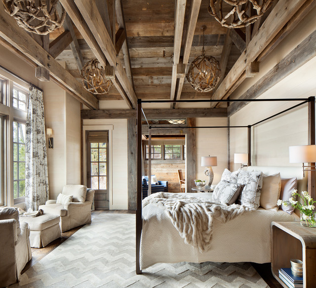 Tamarack Lodge Rustic Bedroom Other By Denman
