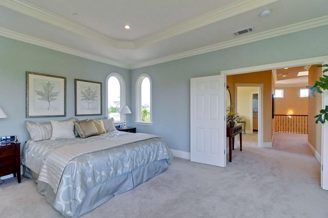 Tamarind Residence - San Francisco Bay Area traditional-bedroom